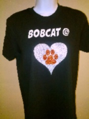 Bobcat at heartSmall