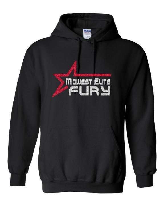 MEF sweatshirt front