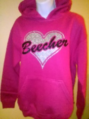 Pink Hoodie ClosoutSmall